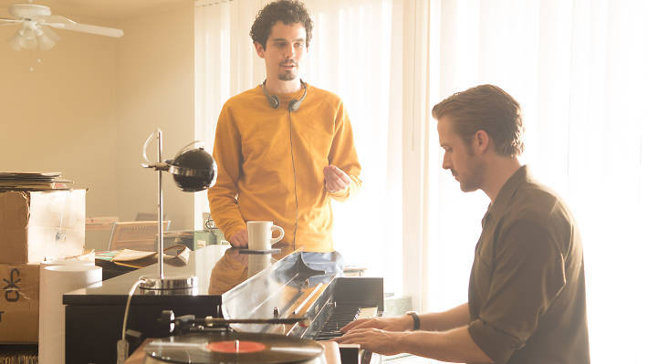 La La Land's writer-director Damien Chazelle on the year's most euphoric movie