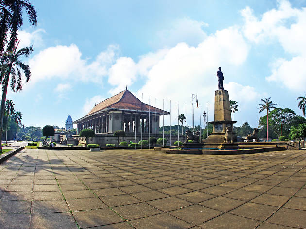 Visit Independence Square