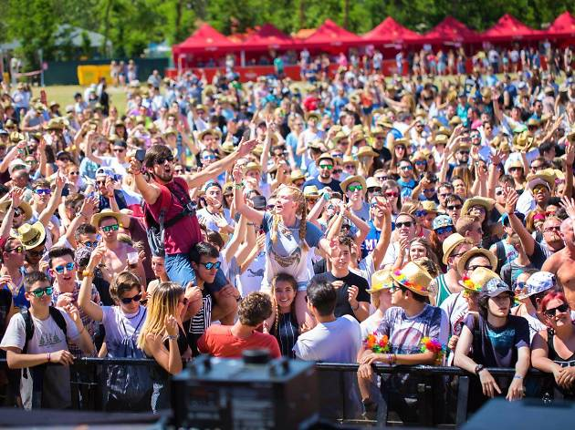 Music festivals in madrid concerts gigs and live music - Utopia madrid ...