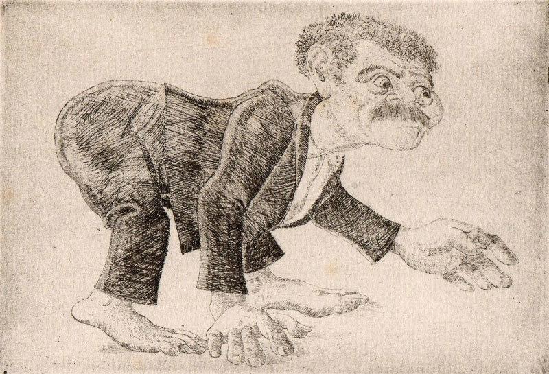 Hogarth, Goya, Bagaria, Nogués: Maestros de la sátira y la caricatura