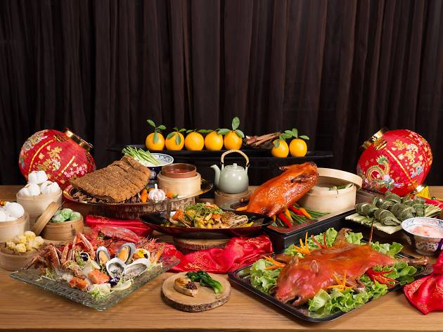 Okura Prestige Chinese New Year