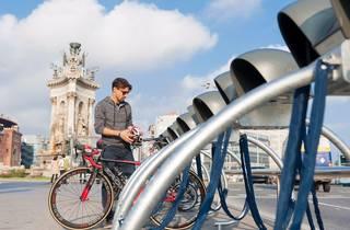 Aparcar la bici de forma segura a Barcelona és possible!