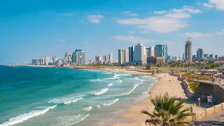 Лучшие отели в Тель Авиве