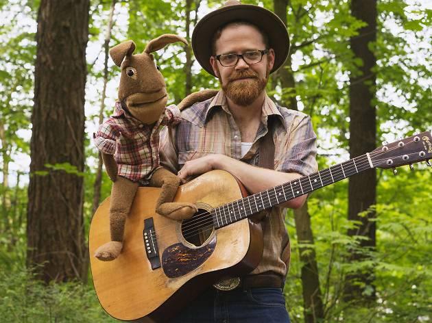 Red Yarn: A Deep Woods Musical Adventure