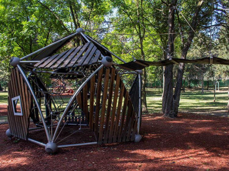Parque infantil La hormiga