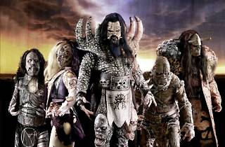 Lordi + Rival + Wrath + Spare Change