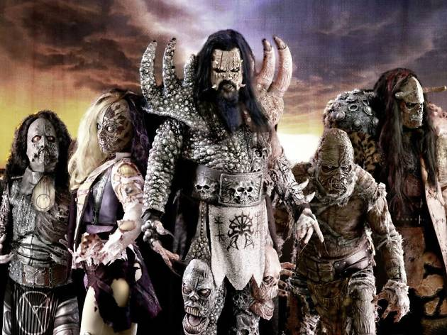 Lordi + Rival + Wrath + Spare Change
