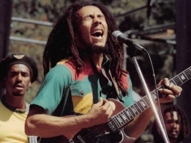 The Life of Bob Marley: Roger Steffens Bob Marley Multimedia Presentation