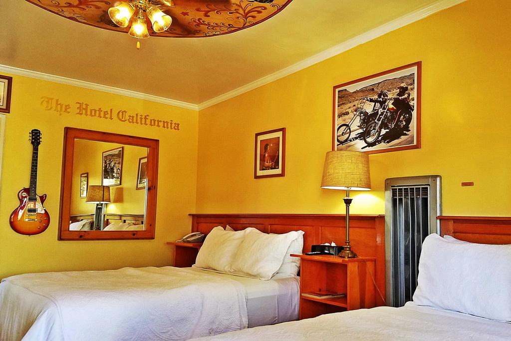The Hotel California