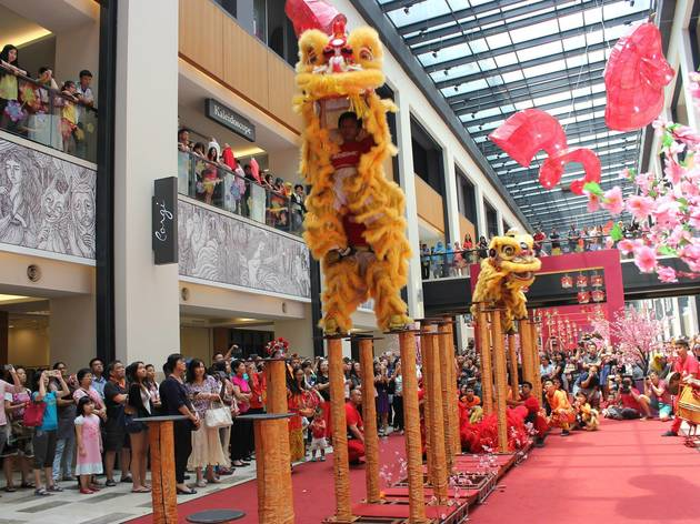 Chinese New Year at Publika