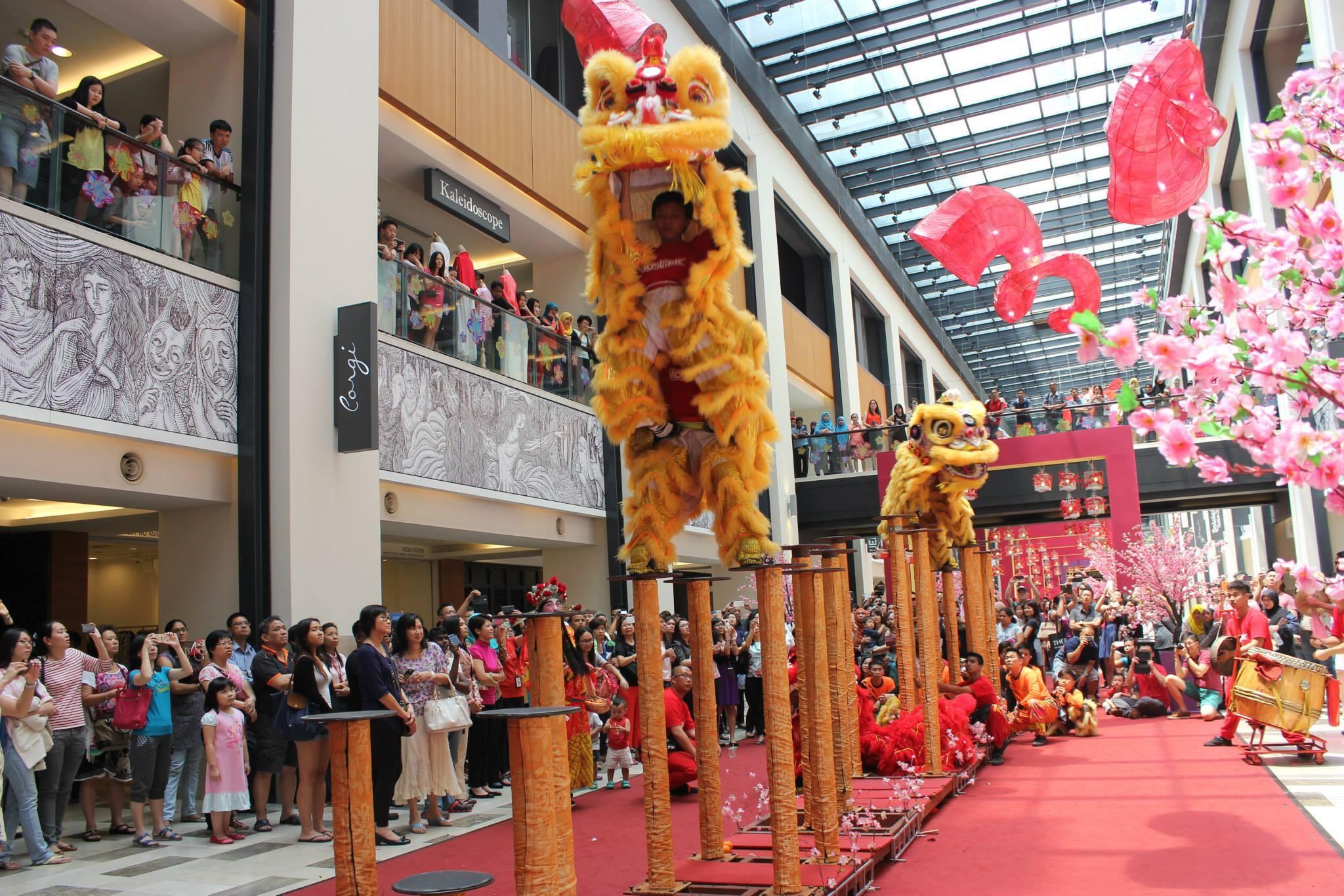 Publika Chinese New Year