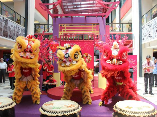 Publika Chinese New Year
