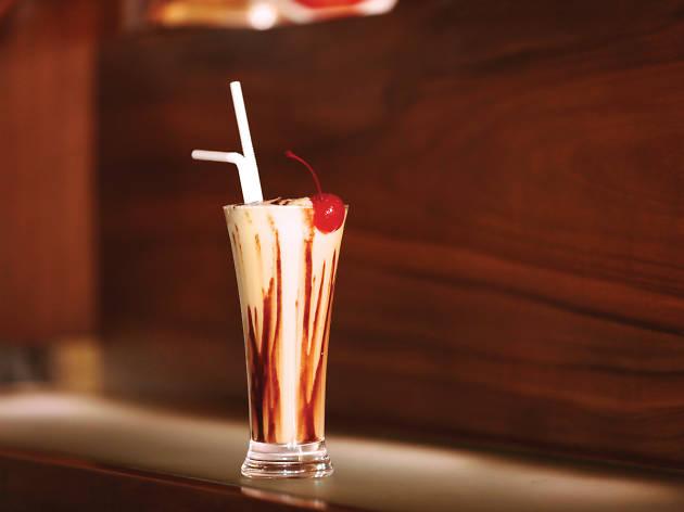 Vanilla Tea shake