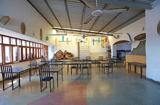 Practice hall