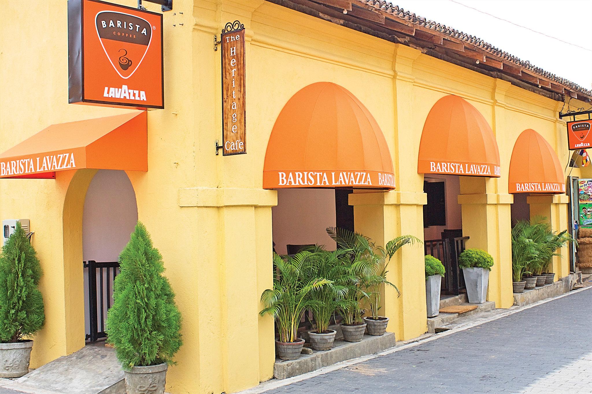 Barista, Galle