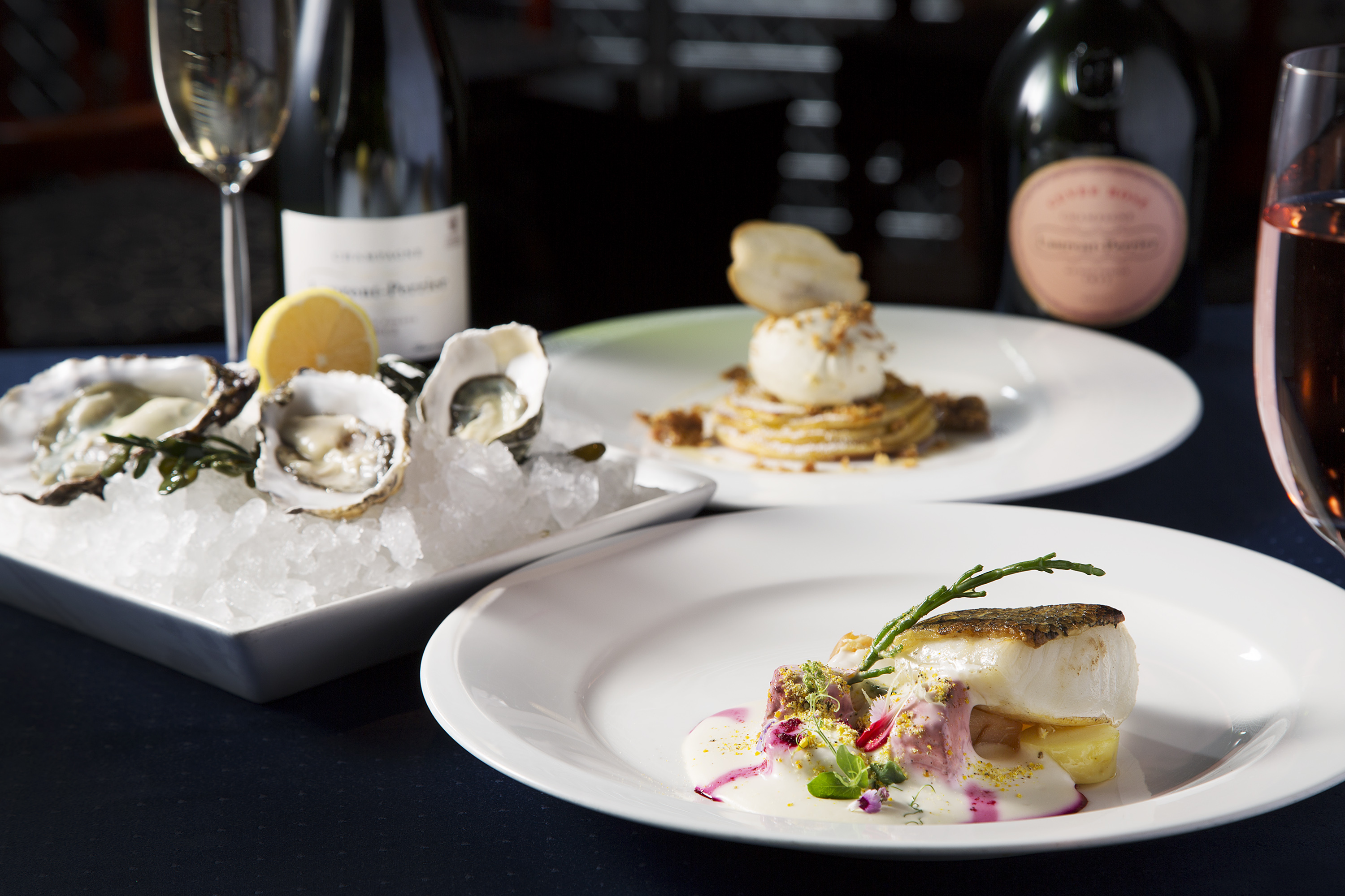 Oyster and Wine Bar