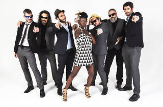 Blackcelona Rovira Vol. 5: The Slingshots + Konguito DJ + Blackcelona Sound Selectors + Molly Varlet + Shirley Davis & The Silverbacks