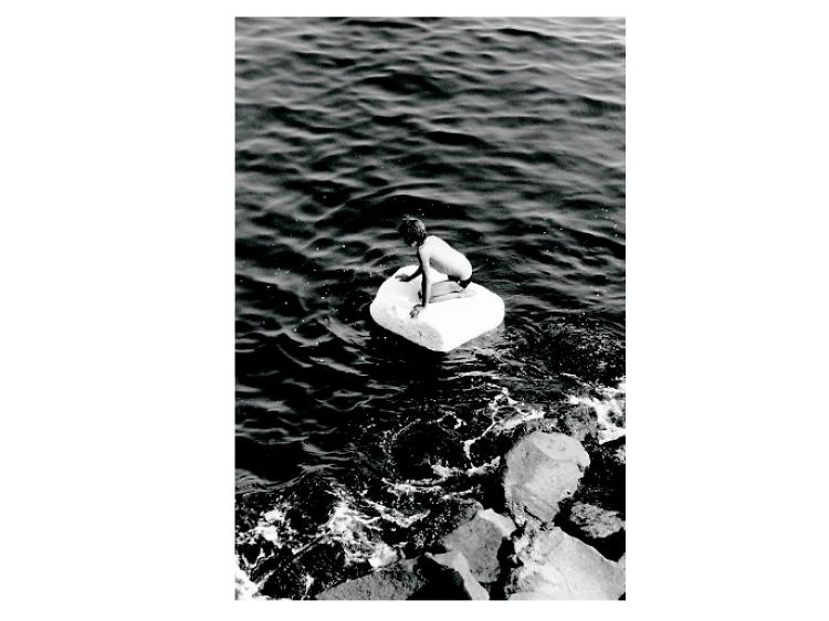 Un artista a la deriva