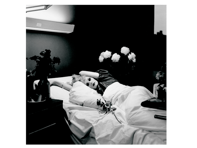 'Candy Darling on Her Deathbed', de Peter Hujar