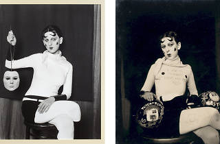 Gillian Wearing & Claude Cahun: Behind the Mask, Another Mask