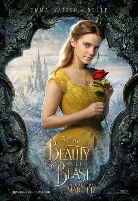 Check out these 12 new 'Beauty and the Beast' posters (plus: Josh