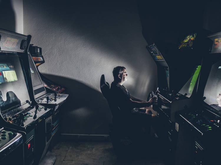 Nostalgica, Museu dos Videojogos