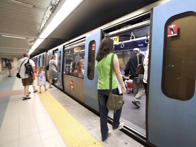 Metro de Lisboa aberto durante toda a noite de passagem de ano