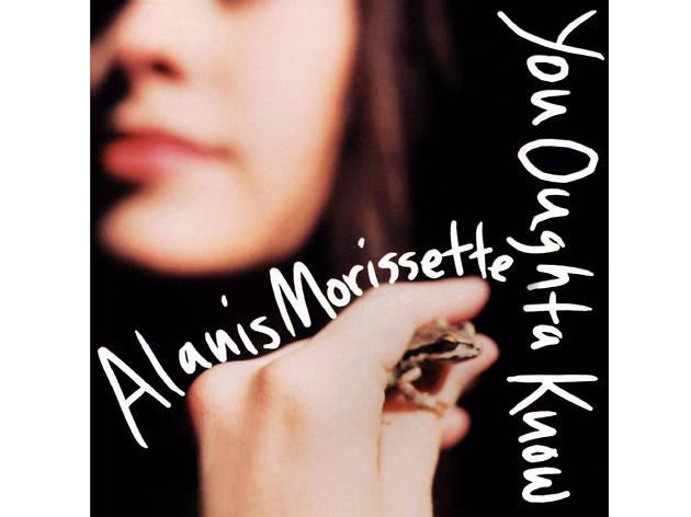 Alanis Morissette - best break-up songs