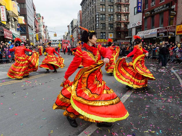 Everything you need to know about the Chinese New Year Firecracker Celebration this weekend