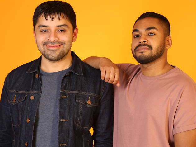 Other Boys NYC profiles 50 different LGBTQ men of color