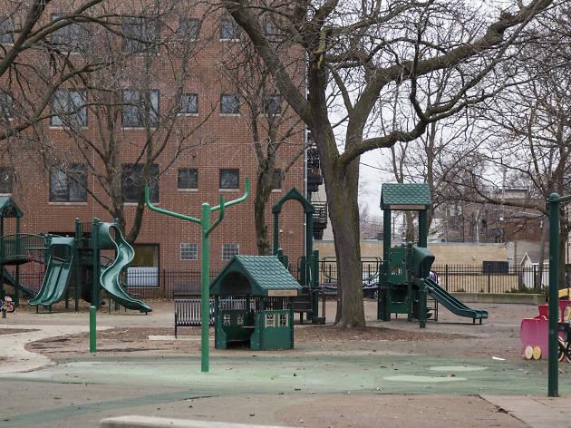 Fellger Playlot Park