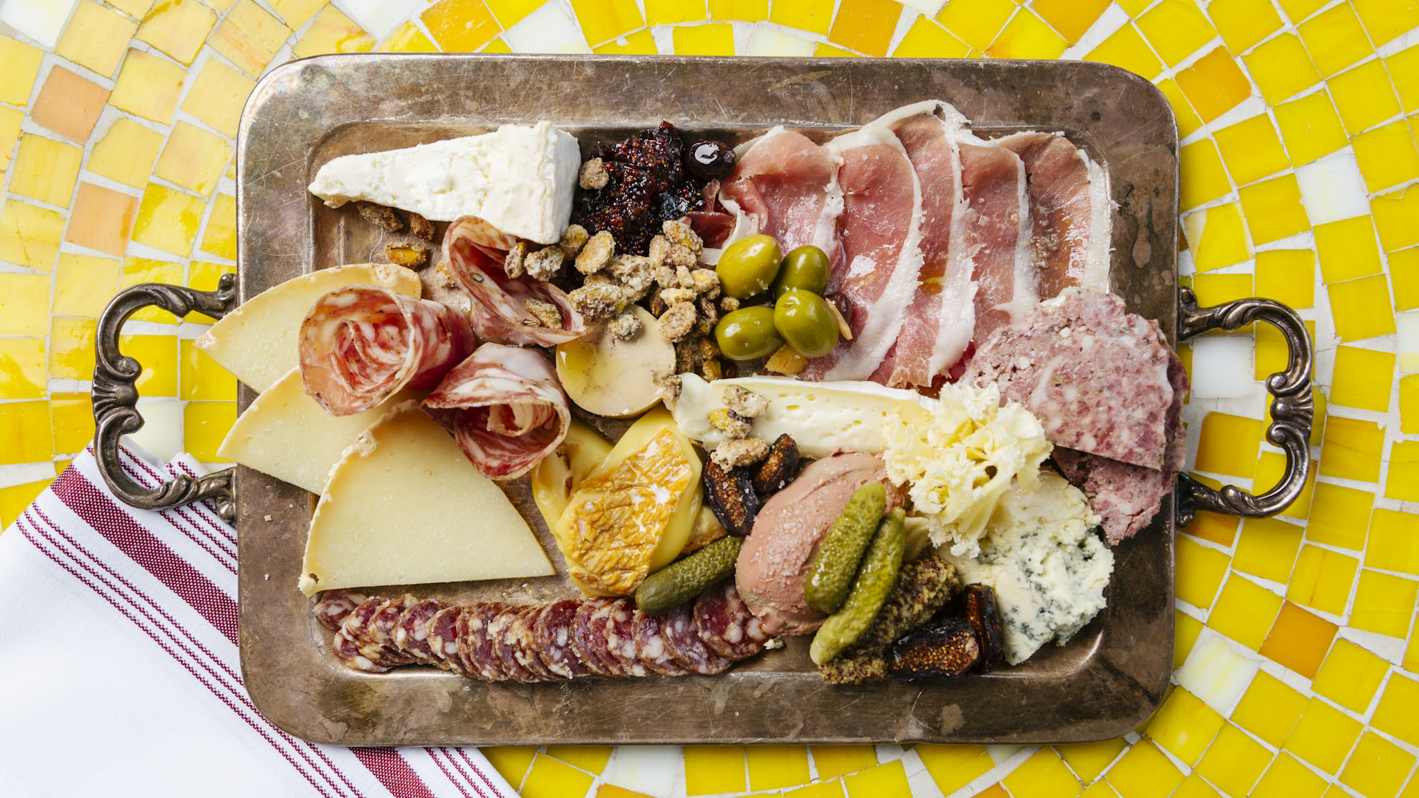 The best cheese and charcuterie plates in Chicago