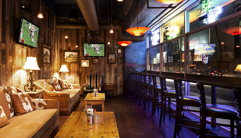 Tinhorn Flats Saloon and Grill