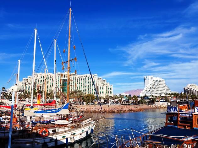 Eilat Port