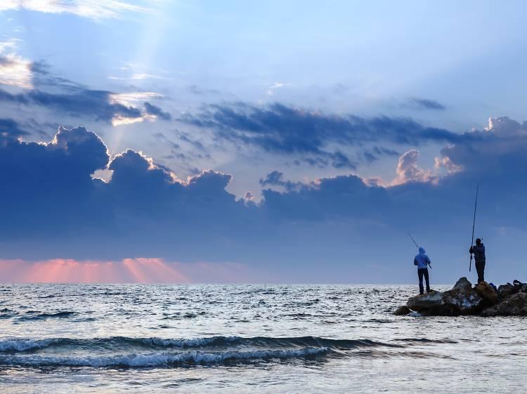HaSela Beach