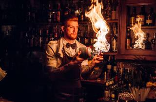 Ryan Snedden - Hot Talent 2017 Bar Awards