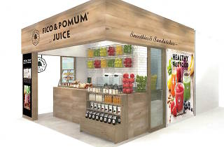 FICO&POMUM JUICE 丸ビル店