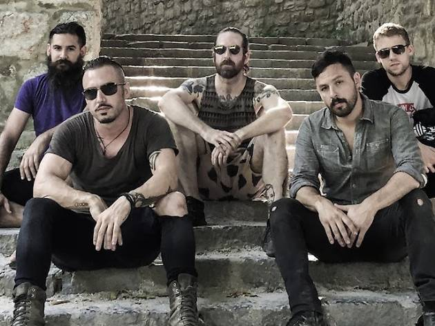 The Dillinger Escape Plan [CANCELLED]