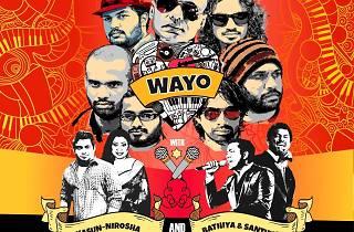 Api Kawurudha' live in concert