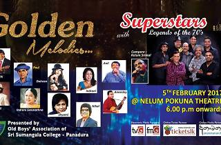 Golden melodies with Super Stars