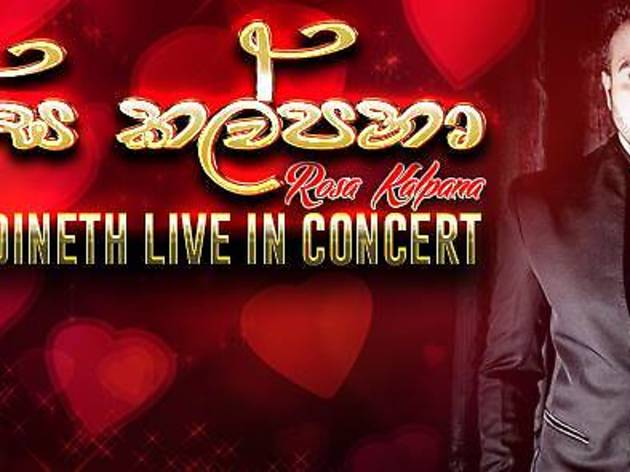 Rosa Kalpana – Sanketh Dineth live in concert
