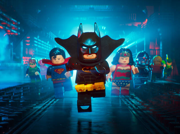 The Lego Batman Movie (Lego Batman Filmi)