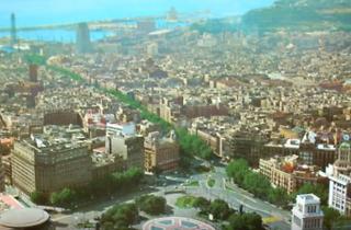 Així era Barcelona als anys 70