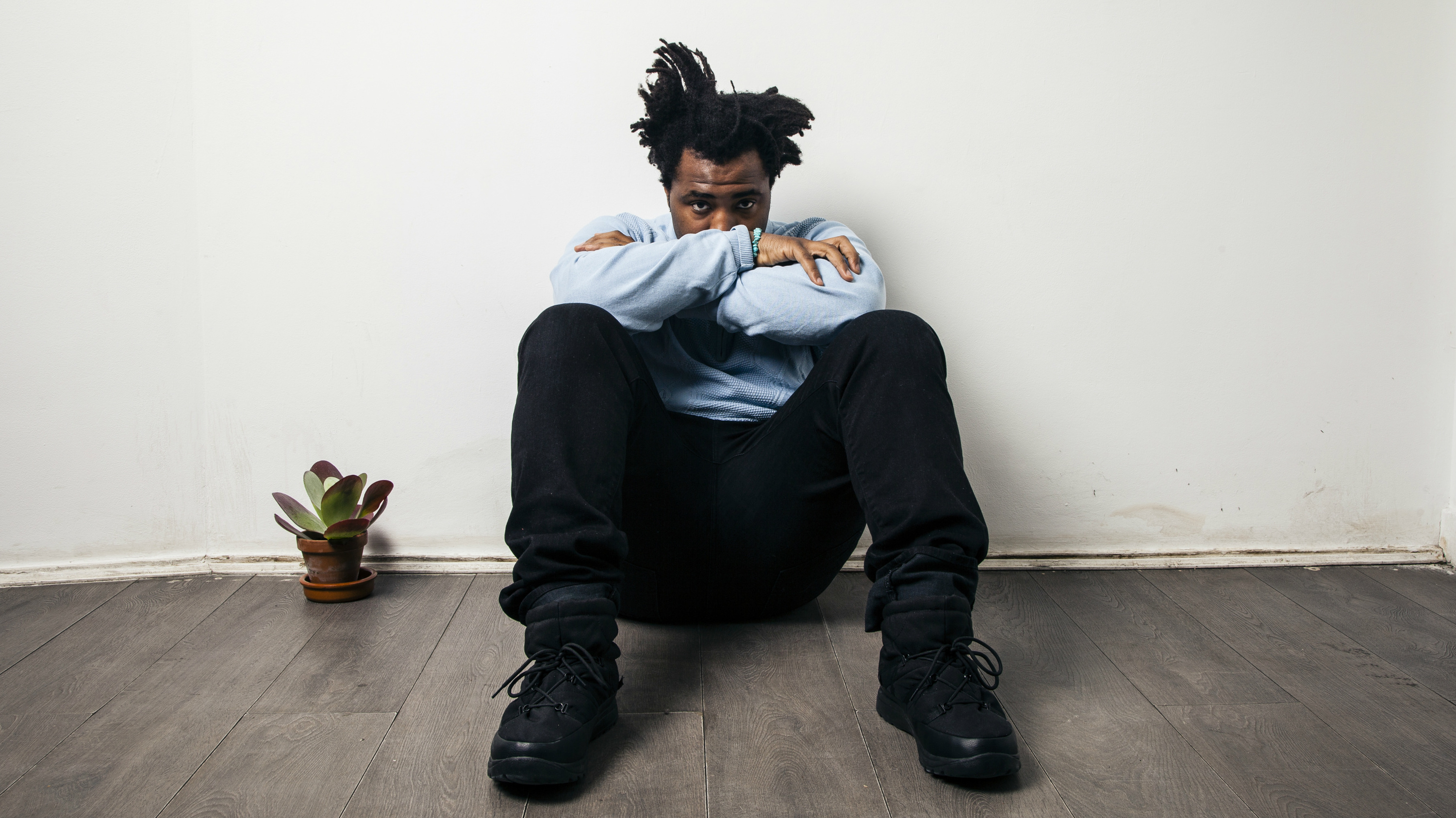 Sampha on Drake, dancing and documenting his life