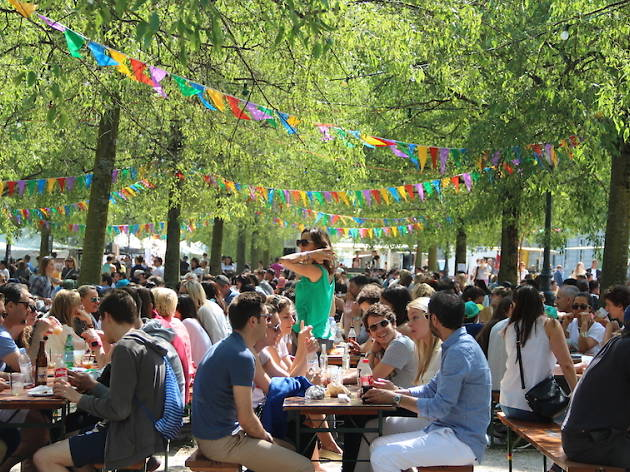The best food events this spring and summer