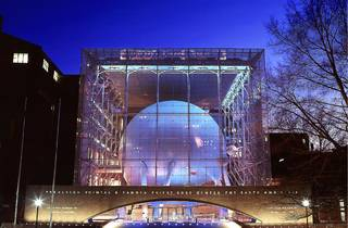 Hayden Planetarium at the Rose Center for Earth and Space