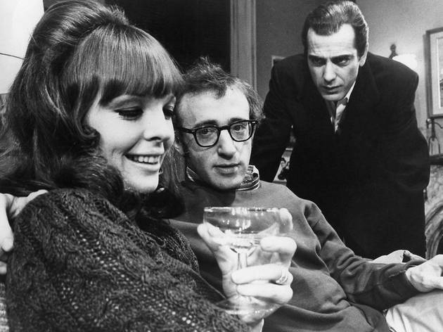 The films of Woody Allen & Diane Keaton at Tuškanac