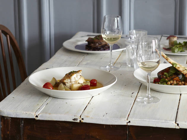 romantic restaurants in london, claude's kitchen
