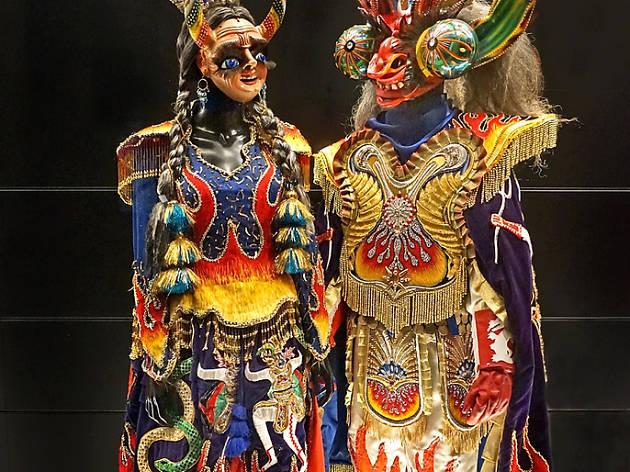 Aux Carnavals créoles du Quai Branly