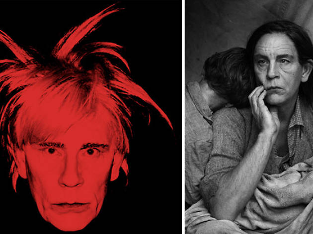 Malkovich, Malkovich, Malkovich: Homage to Photographic Masters